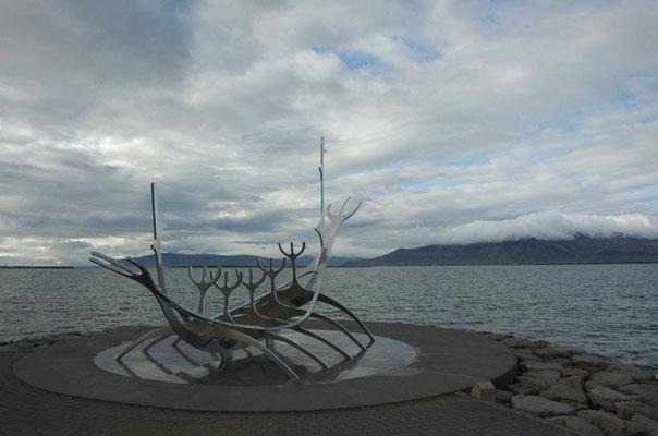 das Vikingerschiff