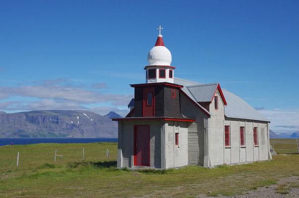 die Kirche in Seldarladur