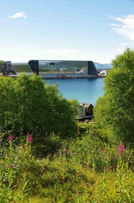 die fast fertig eingepackte Finnmarken