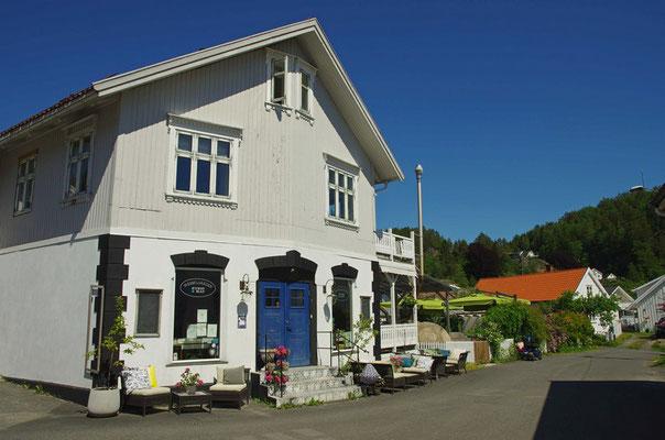 in Kil - Wesselgården Kunst & Mat (Kunst und Essen)