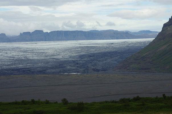 Gletscher des Vatnajökull
