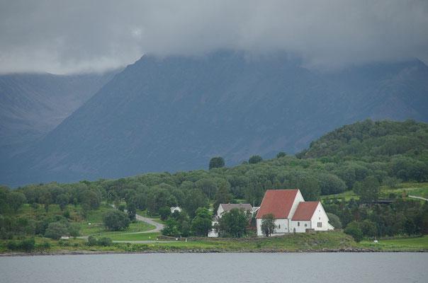 Trondenes Kirche in Harstad