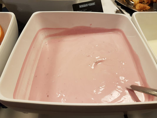 Joghurtkrängung :)