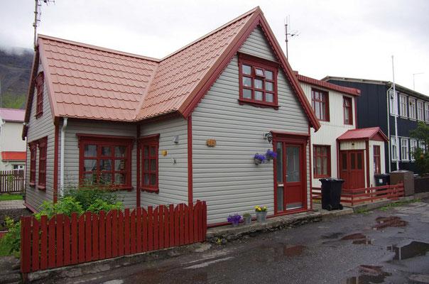 in Isarfjördur