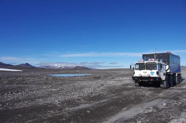 ...Gletscherbusse....