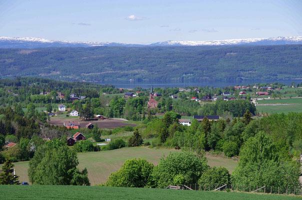 ...über Tingelstad bis zum Norefjell