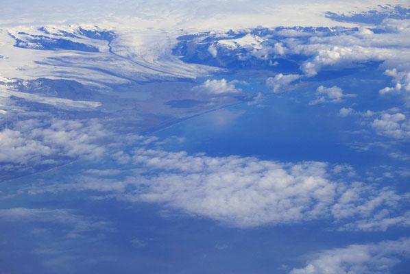 das müßte die Gletscherlagune Jökulsarlon sein