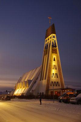 Hammerfest Kirche