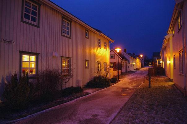 morgens in Rørvik