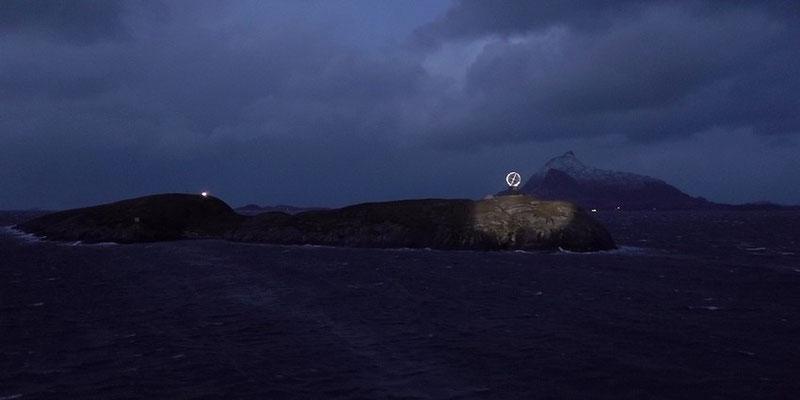 Polarkreisüberquerung