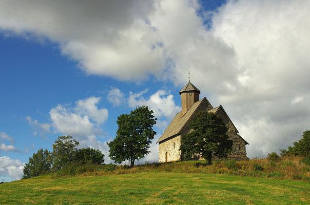 alte Kirche in Tingelstad