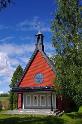 die katholische St. Olavskapelle