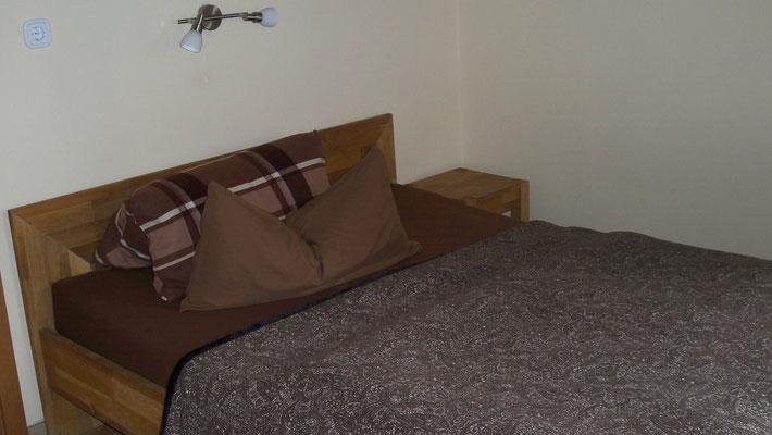 Schlafen in Wohnung 3