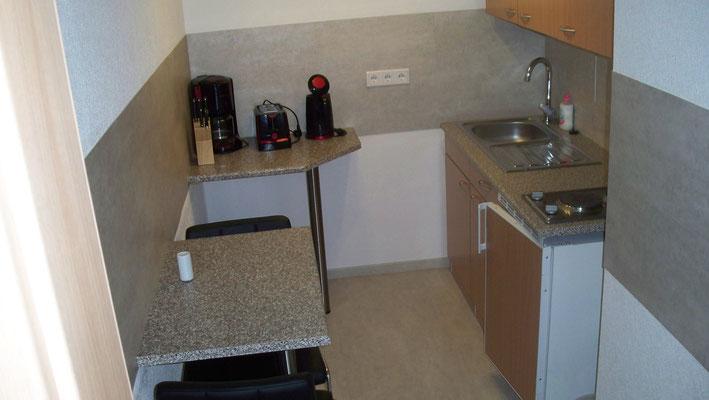 Küche zu Wohnung 2