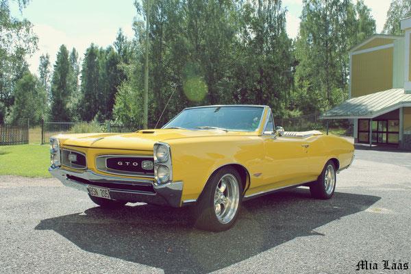 Hasse Karlqvist - Pontiac GTO -66