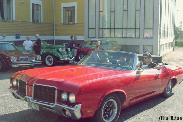 "Christer ""Pille"" Ståhl - Oldsmobil -72"