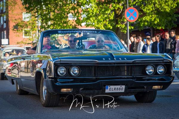 Anders Sandberg & Mia Skult - Dodge Polara -68