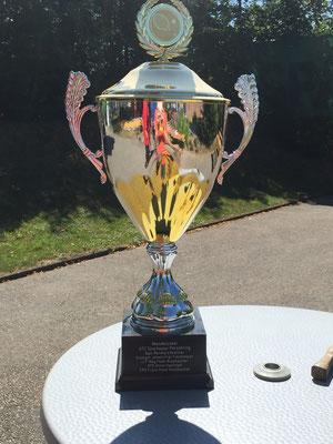 Wanderpokal für CM Sieger