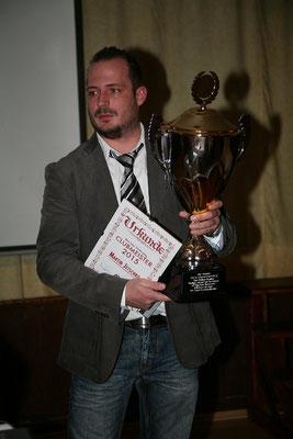 Ehrung Sieger CM allgemeine Klasse
