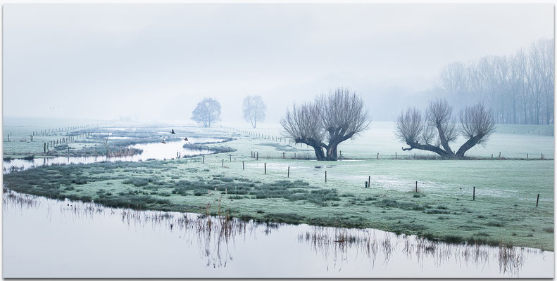""" DUTCH RURAL WATERWAY """