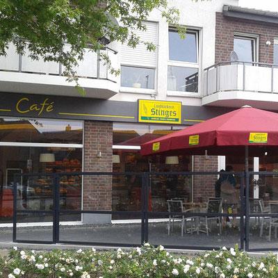 Cafe Stinges, Fürstenberger Straße