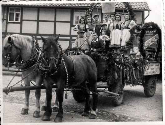 Erntedank 1949