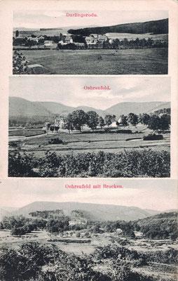 Oehrenfeld, Darlingerode, 1907