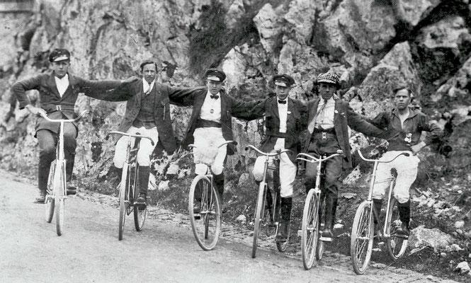 Radfahrverein Frisch Auf 1921?