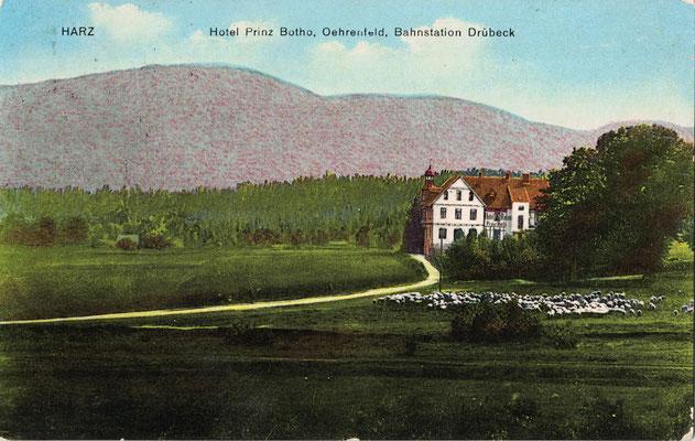 Oehrenfeld, 1921, Herrmann-Johanna-Kinderheim