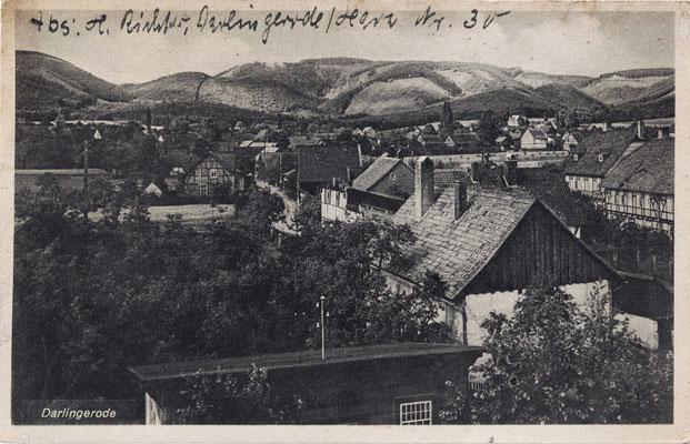 Darlingerode, 1945