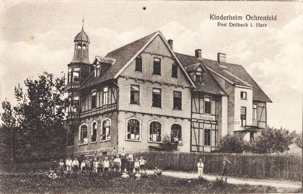 Oehrenfeld, 1927, Herrmann-Johanna-Kinderheim