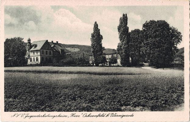 Oehrenfeld, 1943, NSV-Heim