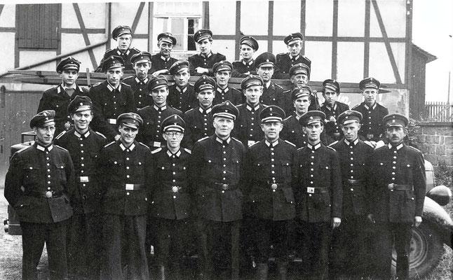 Feuerwehr Darlingerode um 1950?