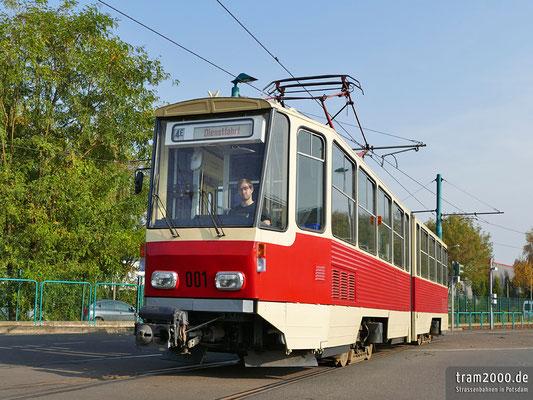 KT4D-Prototyp 001 und ...