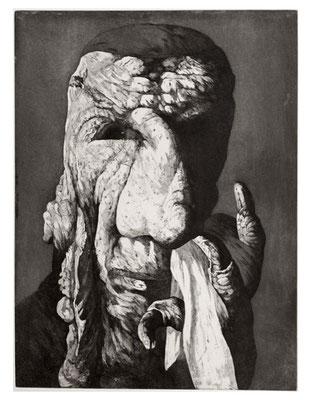 Missionar // Missionary // 传教士, 2006, 39,5 x 29,5 cm