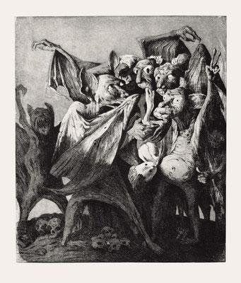 Verschwörung // Conspiracy // 阴谋, 2008, 51,5 x 44,5 cm