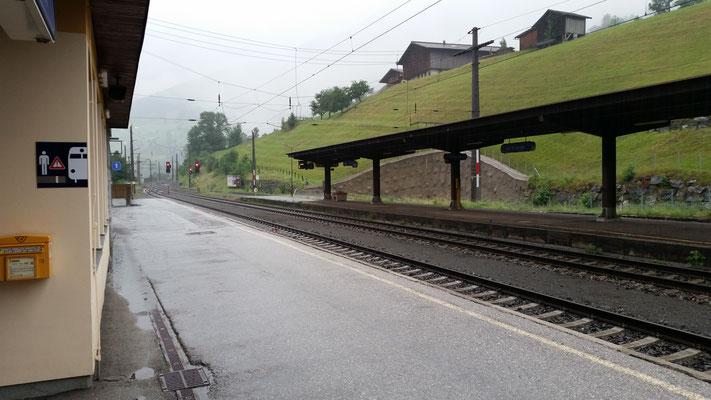 Bahnhof in Bd Hofgastein