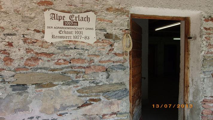 Alpe Erlach
