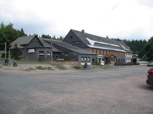 Rennsteig, Oberhof, Waldhotel Schmücke
