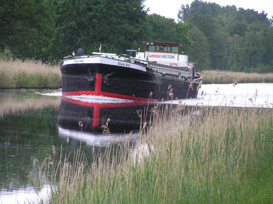 Elbe-Lübeck-Kanal bei Mölln