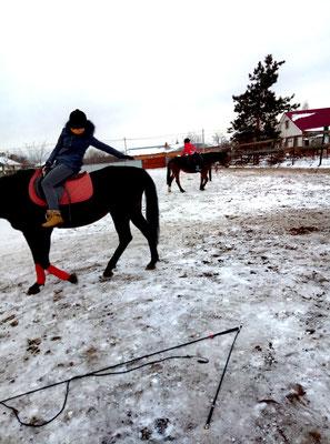 Детский конный спорт в Самаре