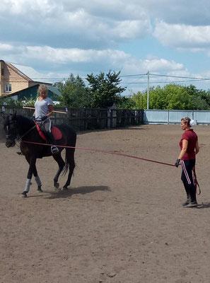 Тренер верховой езды в Самаре