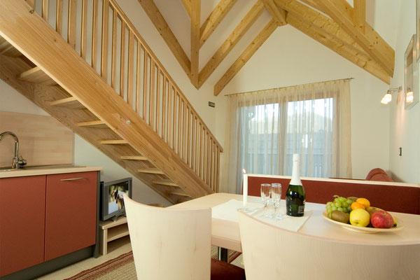 Appartement Alpenrose im Haus Großgasteiger im Ahrntal / Südtirol - das Domizil für Ihren Skiurlaub in Südtirol