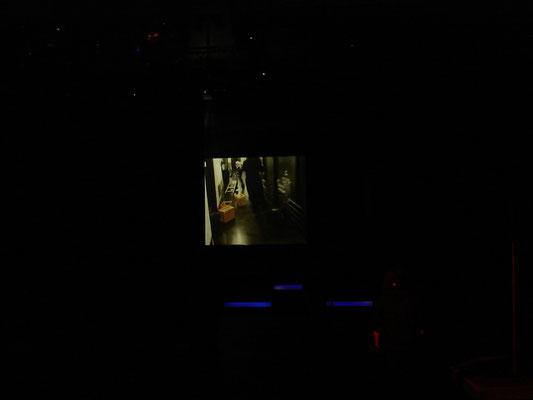Pfahlbauer / Live-Splatter-Performance #X-TraZürich