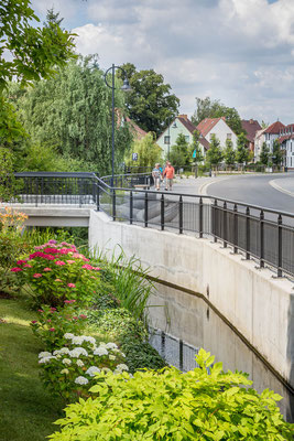 Dammstraße in Lübbenau/Spreewald