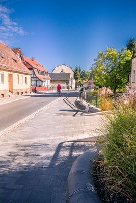 entlang der Dammstraße in Lübbenau/Spreewald