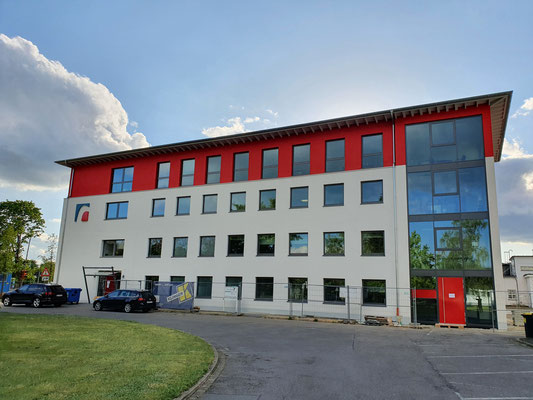 Erweiterung Bürogebäude um 2 Geschosse und Treppenhaus - Braunschweig