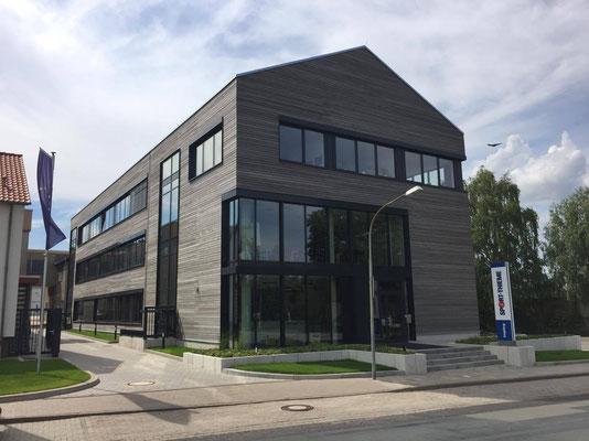 Neubau Bürogebäude - Grasleben