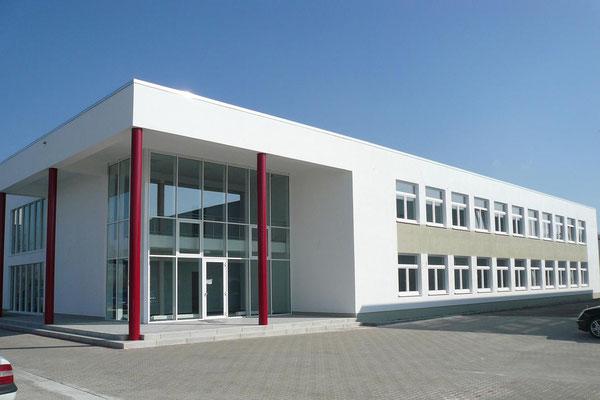 Neubau Bürogebäude - Wolfsburg/Fallersleben