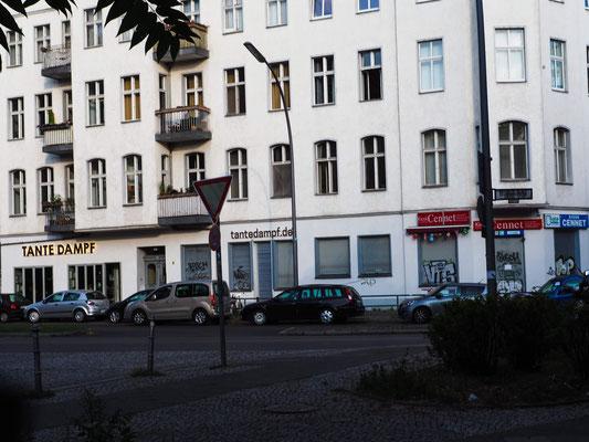 Kreuzberg am frühen Morgen